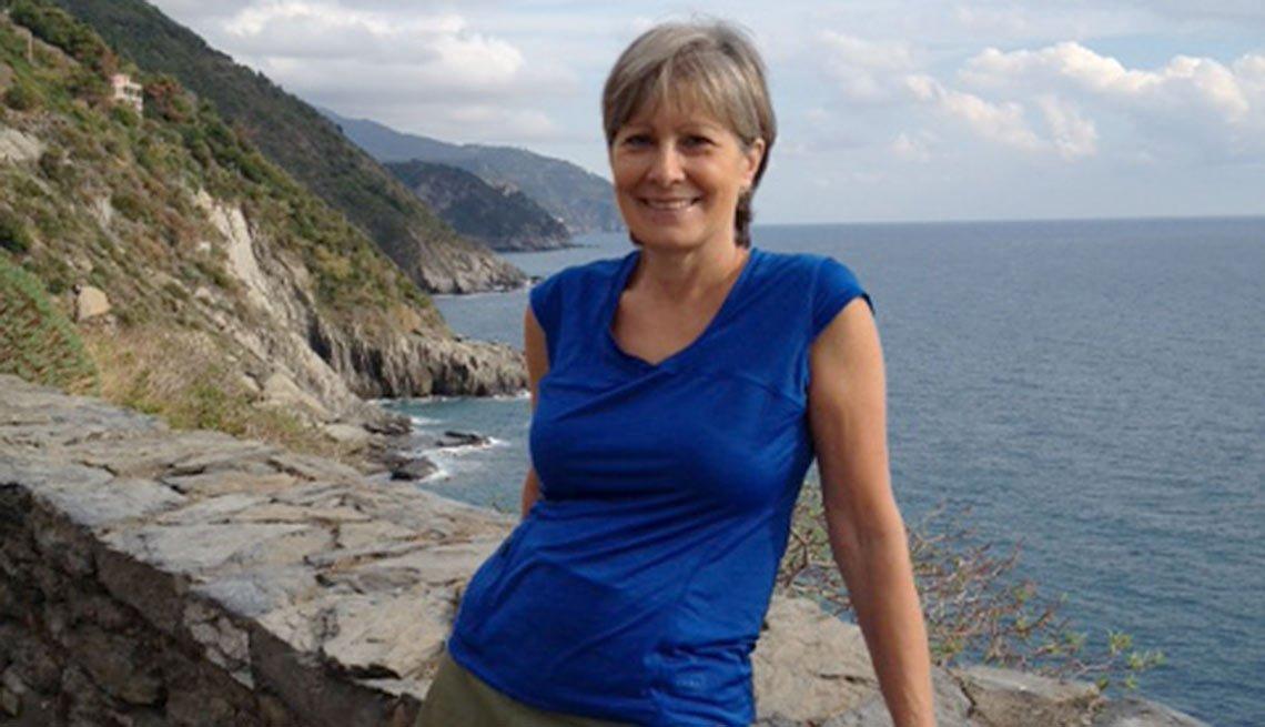 Yoga certification - Wendy Bonvechio, Retired hotel-industry executive, Ojai, California