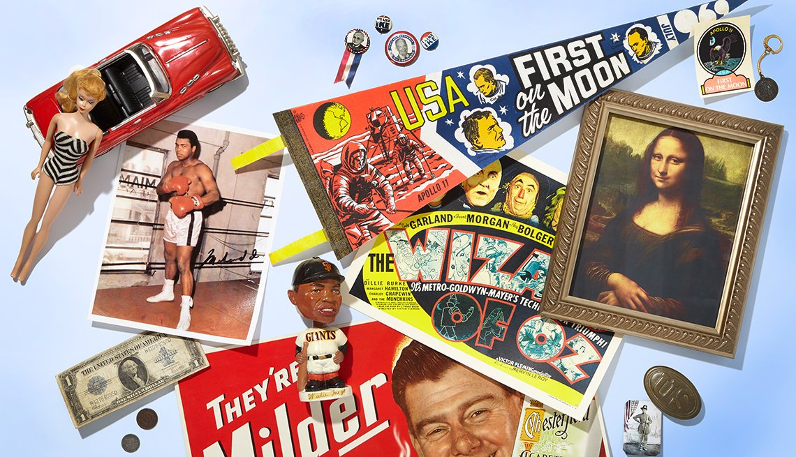 Treasure or Junk? How to know which collectibles to keep