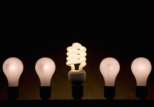 AARP Fall Savings Challenge 2012: 10 Bad Spending Habits and Saving Tips - Incandescent Light Bulbs