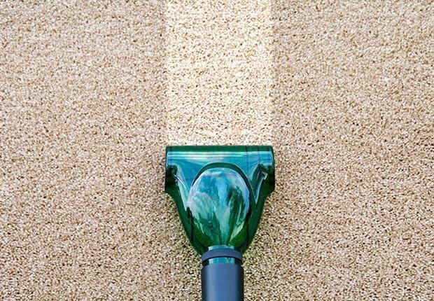 Carpet and vacuum (George Manga/Getty Images)
