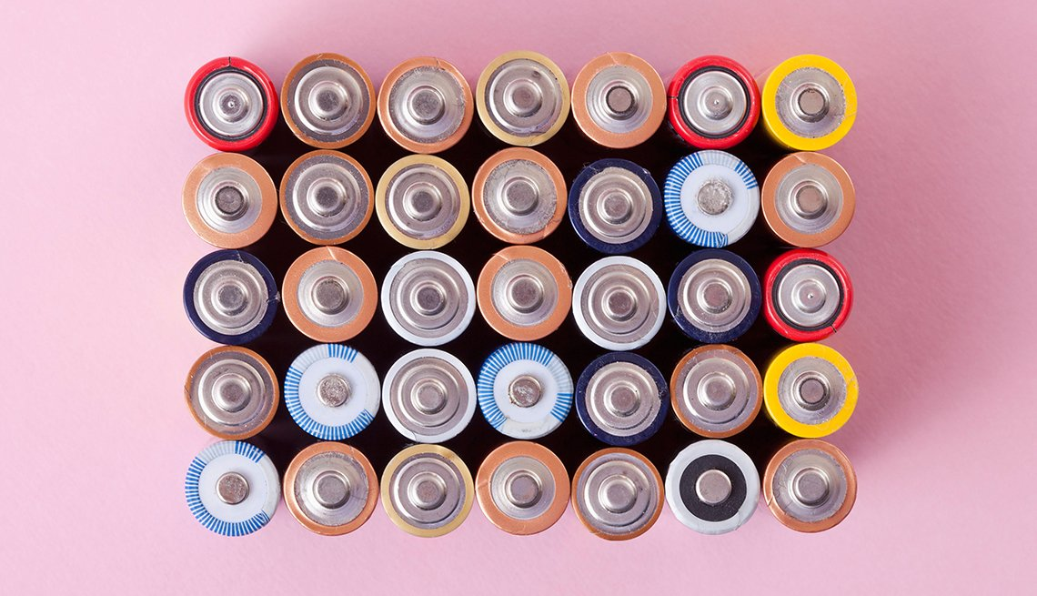 Batteries in a Rectangle, Where to Find the Lowest Price