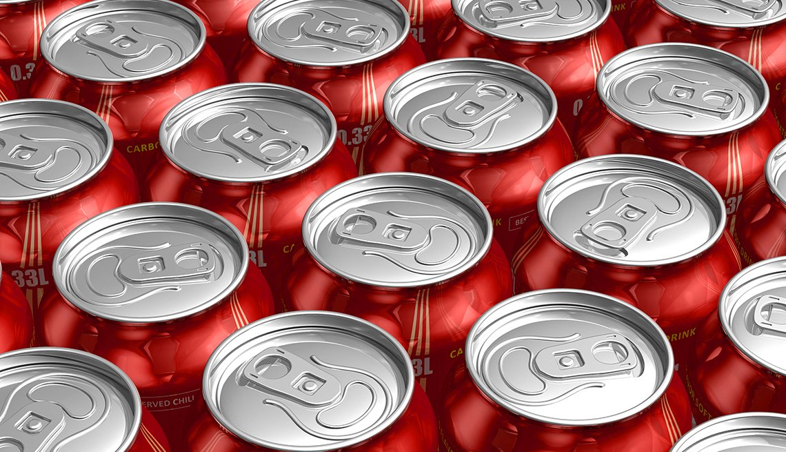 Cans of Soft Drinks, Where to Find the Lowest Price
