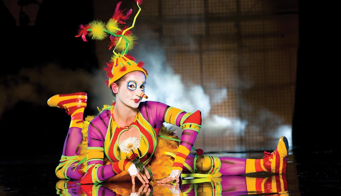 La Nouba, Cirque Du Soleil