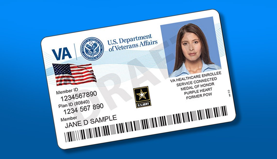 Photo IDs for veterans