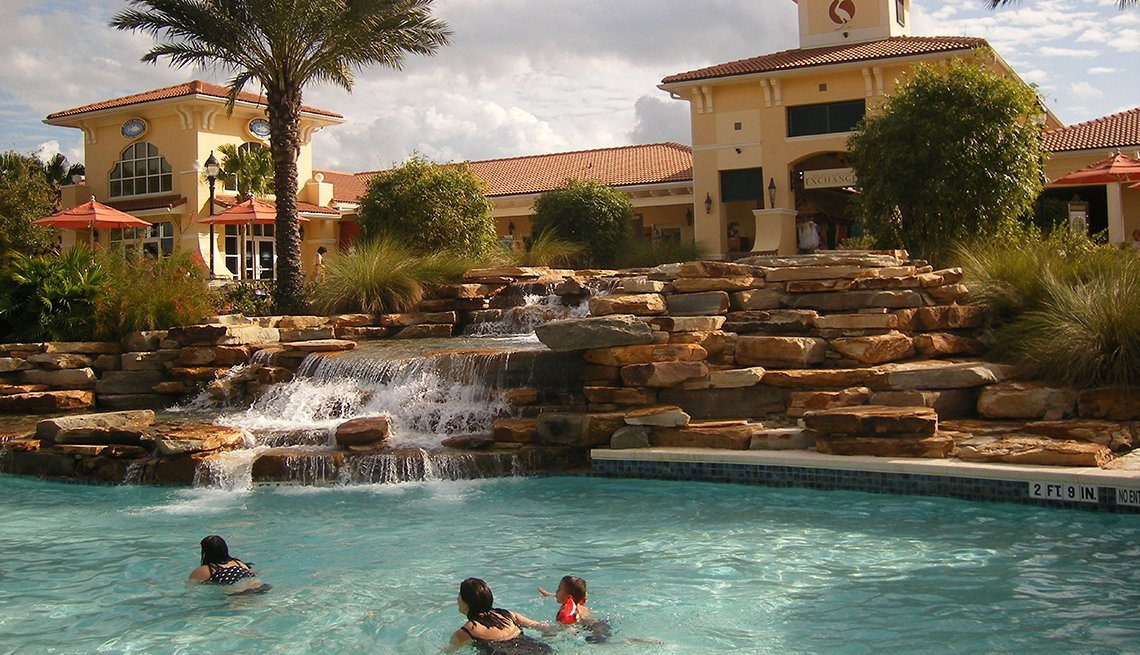 Waterfall Swimming Pool Resort, Common Spending Regrets