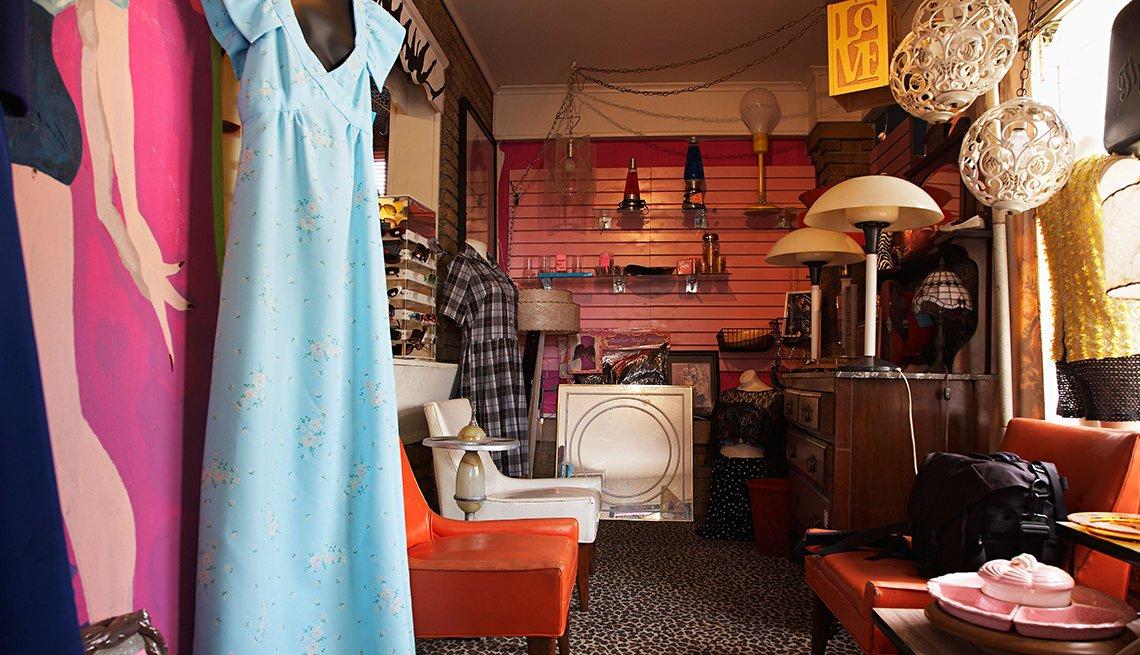 Tienda de ropa de segunda - Fomas de ahorrar dinero con cupones