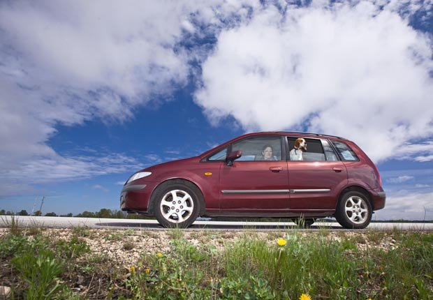 Poor credit can affect your car insurance premium. (Igorr Norman/Alamy)