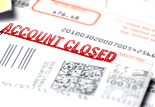 Account closed letter, Anatomy of an Identity Theft