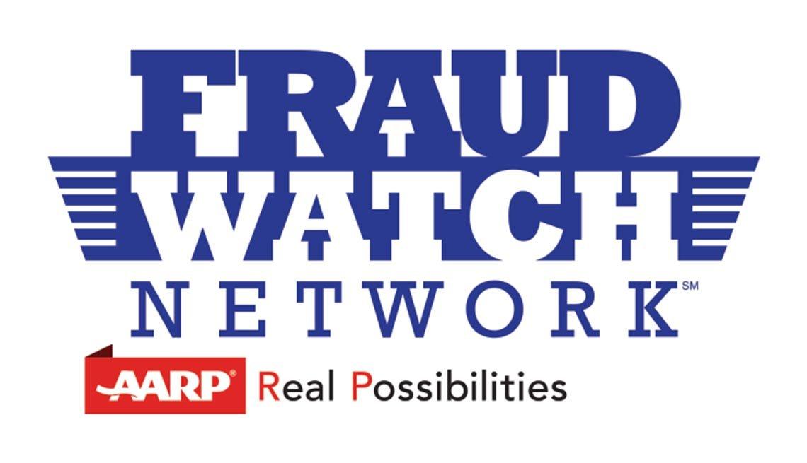 Fraud Watch network Logo