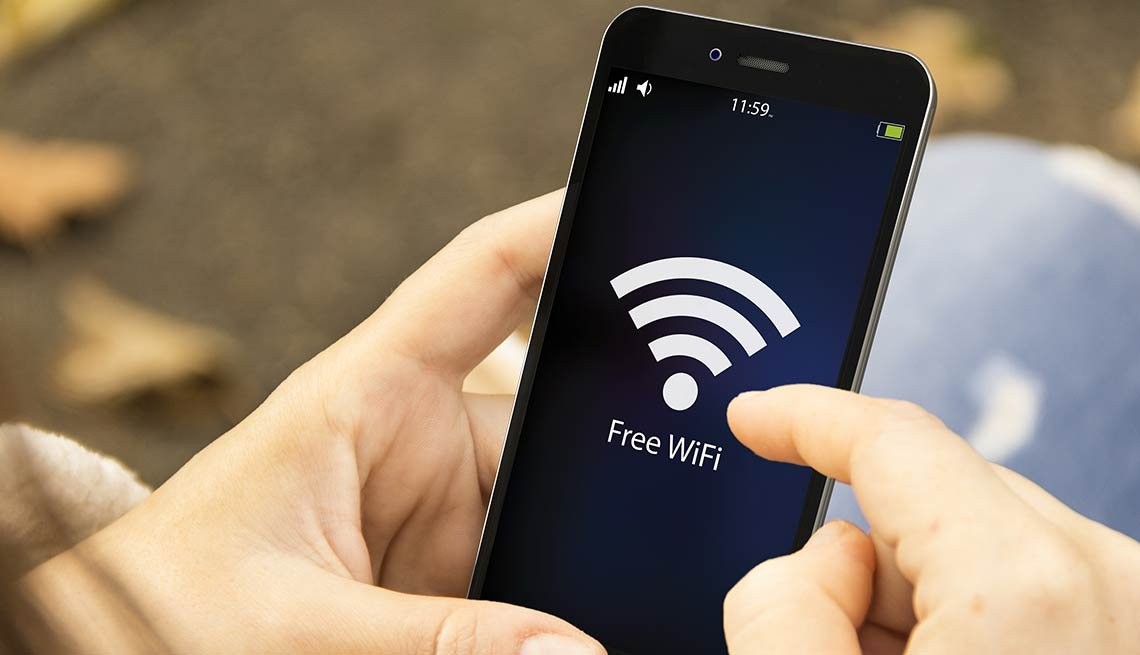 The Hidden Dangers of Free Public Wi-Fi