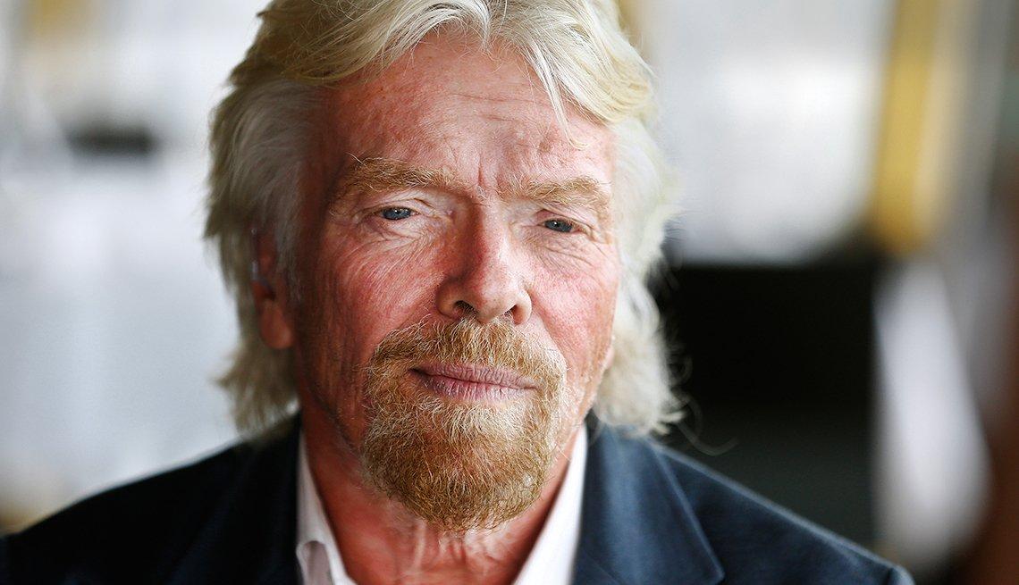Fraudsters Try to Scam Billionaire Richard Branson