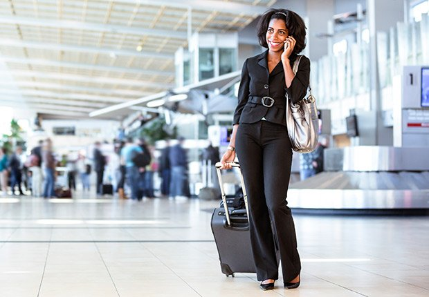 Writing off job hunt expenses, Business Travel