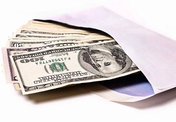 Writing off job hunt expenses, Severance Pay