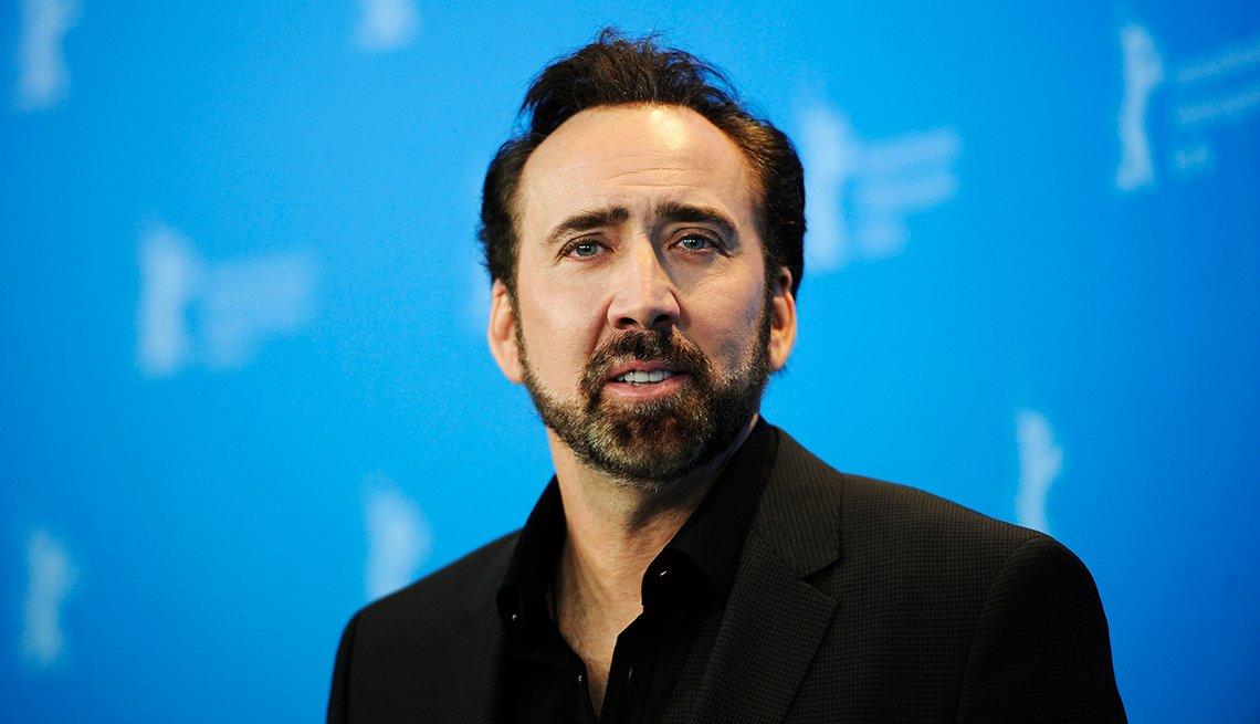 Nicolas Cage, ricos y famosos con problemas de impuestos