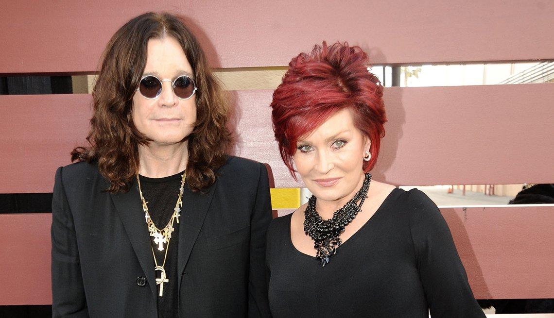 Ozzy Sharon Osbourne, ricos y famosos con problemas de impuestos