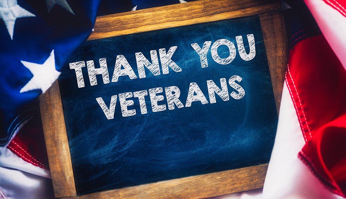 AARP Veterans Membership discounts