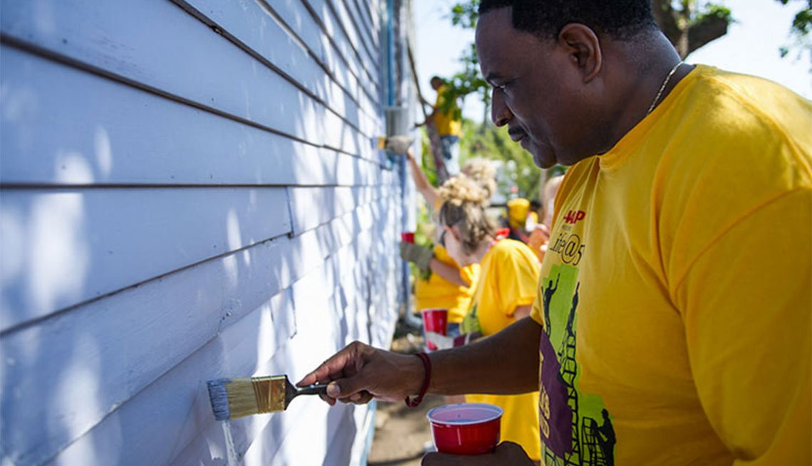 AARP Volunteers in New Orleans, Where we stand: 10 Years After Katrina