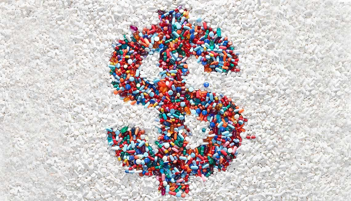 High drug costs