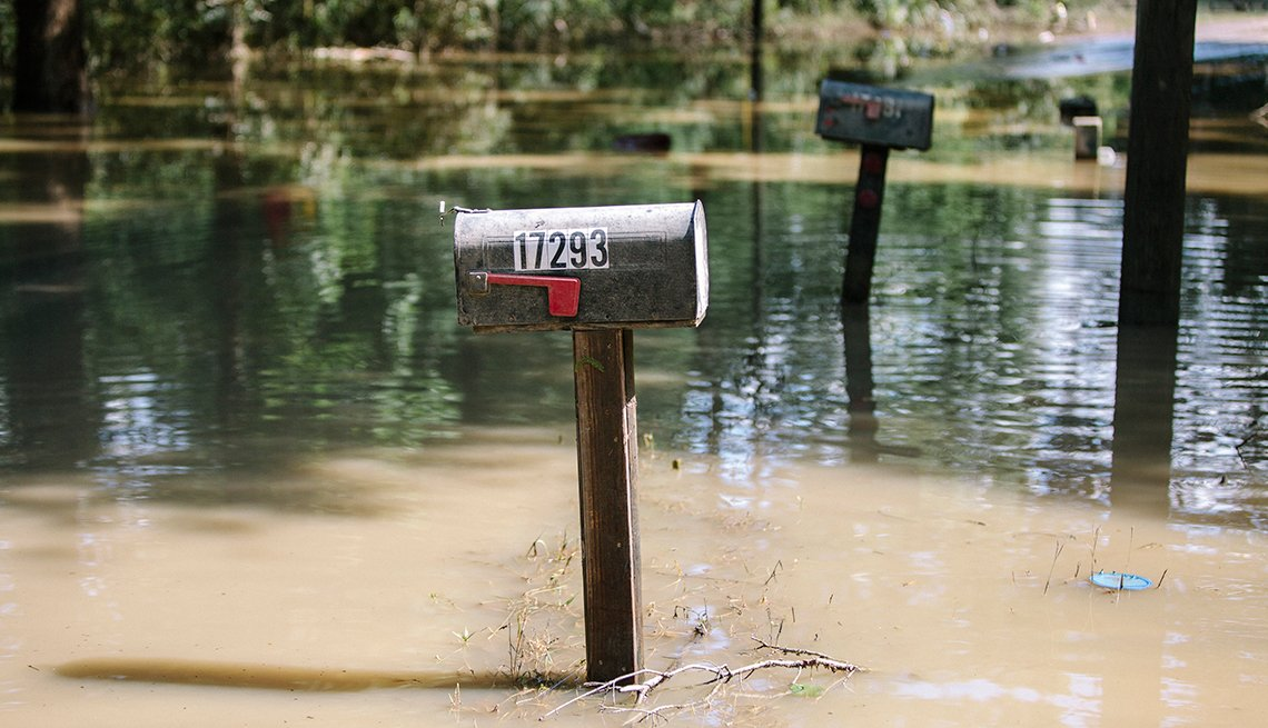 Louisiana Flooding AARP Responds