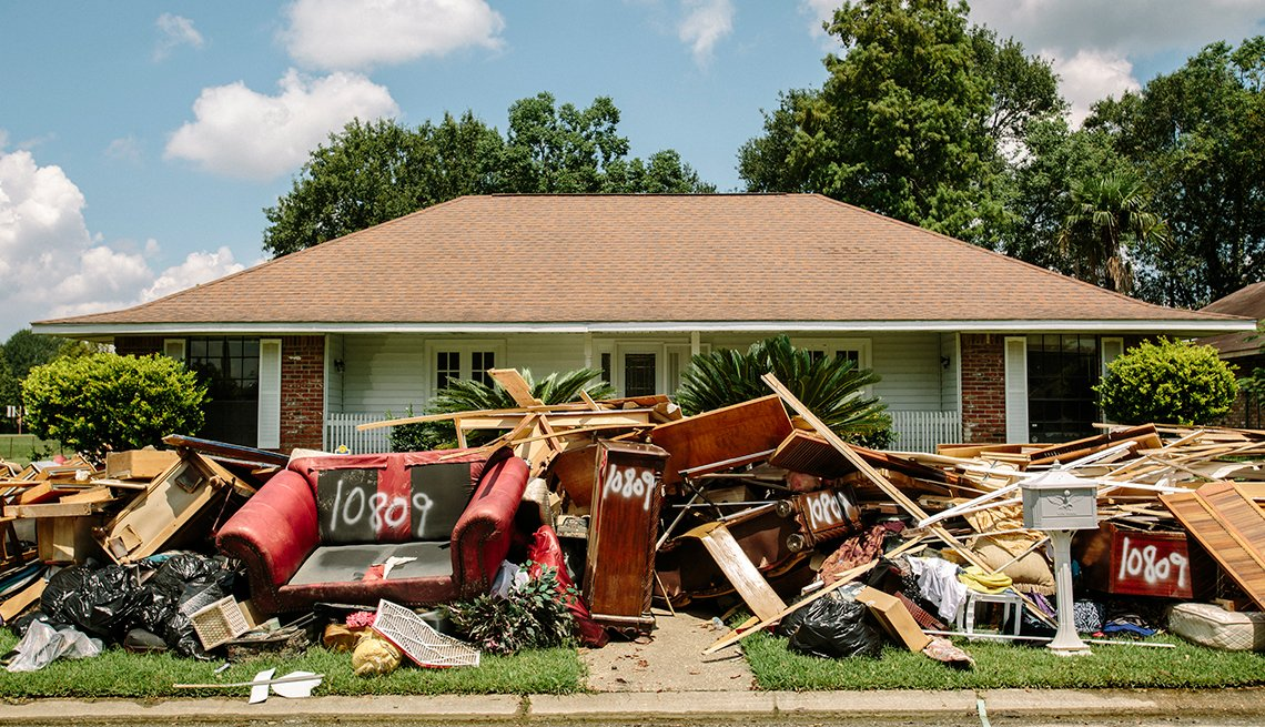 Louisiana Flooding AARP Responds