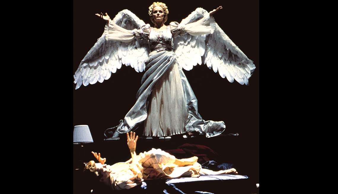 Milestones in Gay History in America - Angels in America