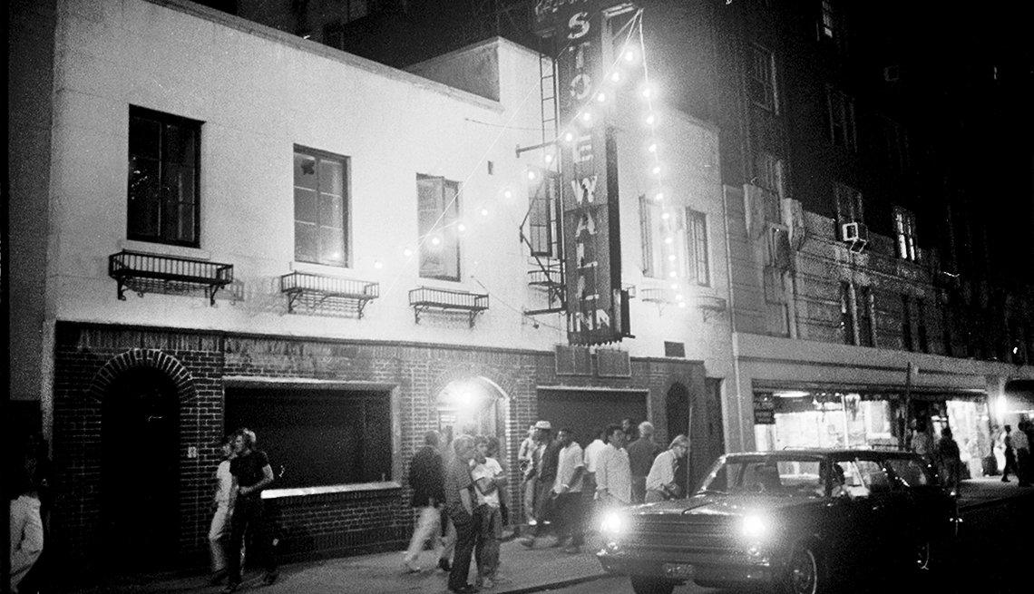 Milestones in Gay History in America -Stonewall Inn