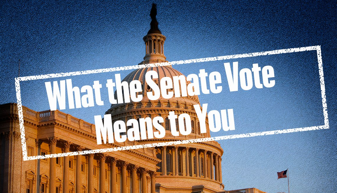 Senate Vote, AARP Healthcare