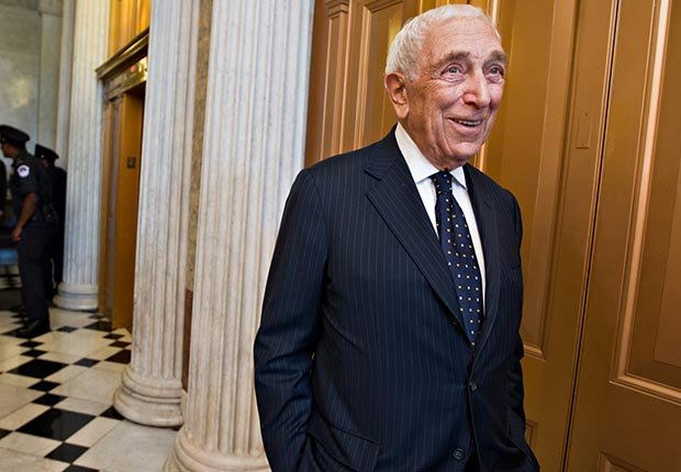 Frank Lautenberg, Obits 2013: Newsmakers (J. Scott Applewhite/AP Images)