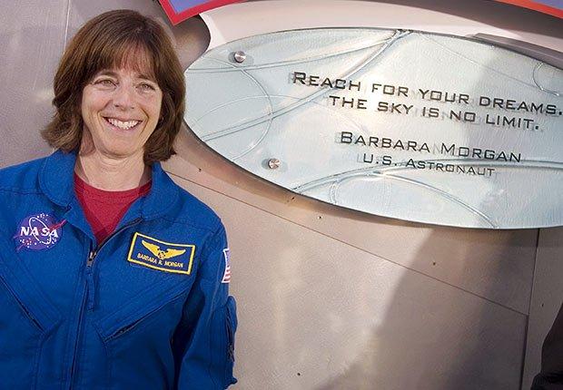 Idaho: Barbara Morgan, 50 States, 50 Boomers.