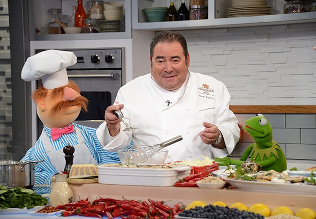 Louisiana: Emeril Lagasse. 50 States, 50 Boomers.