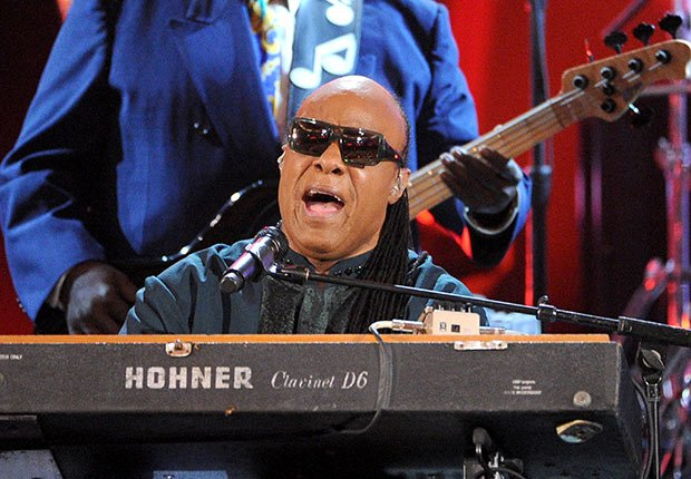 Michigan: Stevie Wonder. 50 Boomers, 50 States.