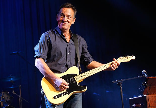 New Jersey: Bruce Springsteen. 50 Boomers, 50 States.