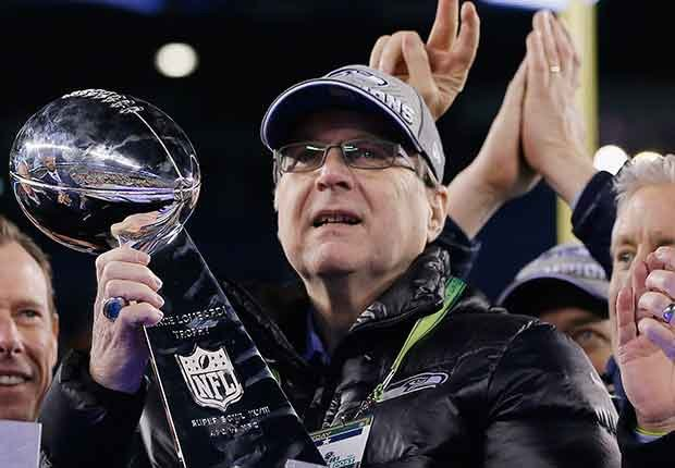 Washington: Paul Allen. 50 Boomers, 50 States.
