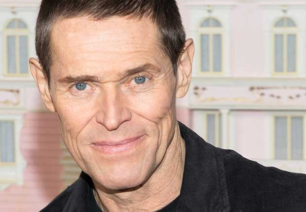 Wisconsin: Willem Dafoe. 50 Boomers, 50 States.