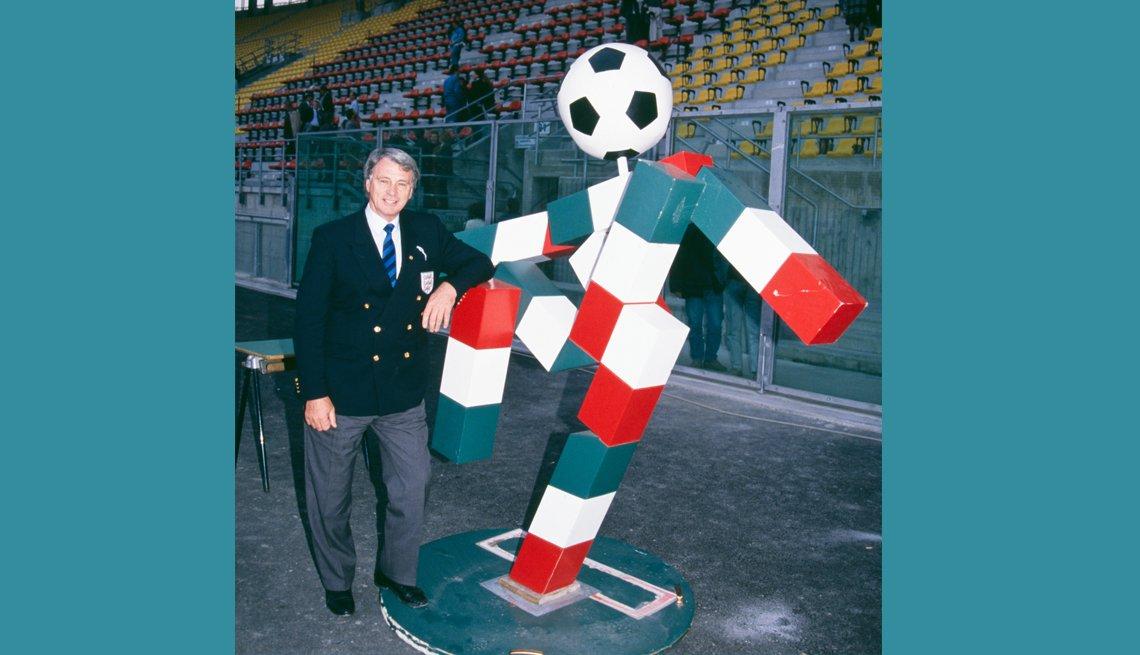 Ciao (Italia, 1990), Mascotas de los mundiales de fútbol