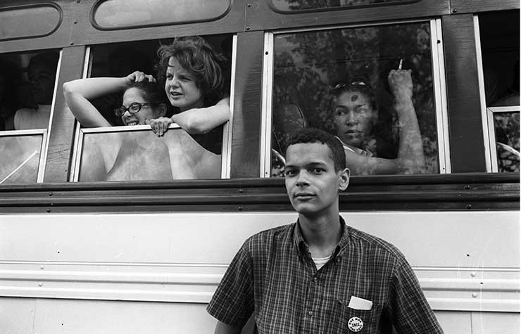 freedom summer civil rights 1964 south worlds fair missing car malcolm x lbj mlk martin luther king jr. mandela bus