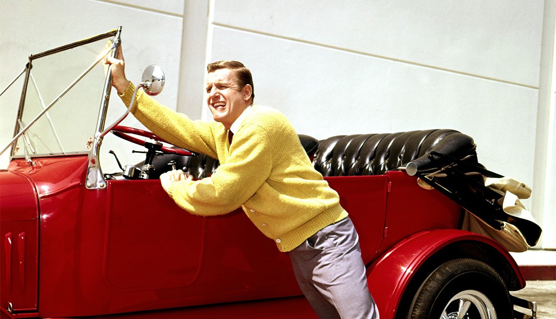 Jerry Van Dyke in 'My Mother the Car'