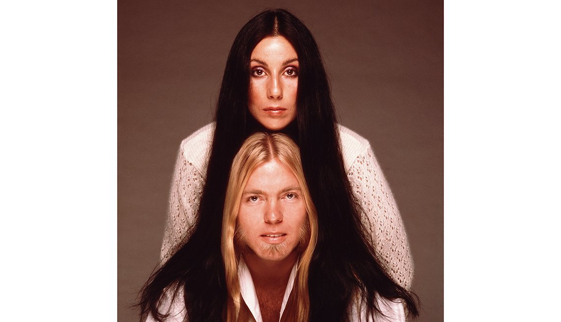 Greg Allman and Cher 'Two the Hard Way'