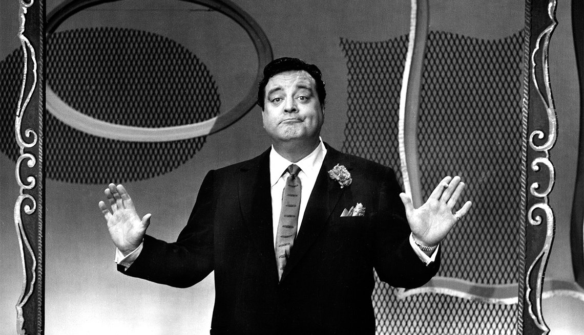 Jackie Gleason en You're in the Picture