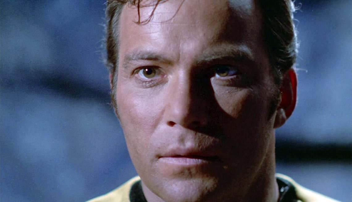 William Shatner's 'The Transformed Man'