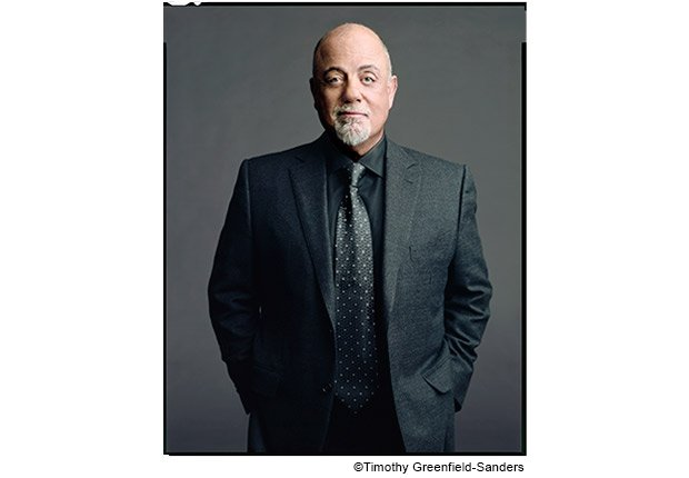 The Boomer List, Billy Joel