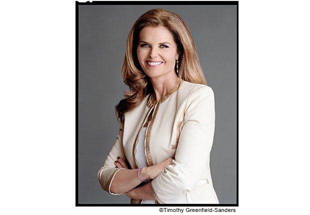 The Boomer List, Maria Shriver, journalist