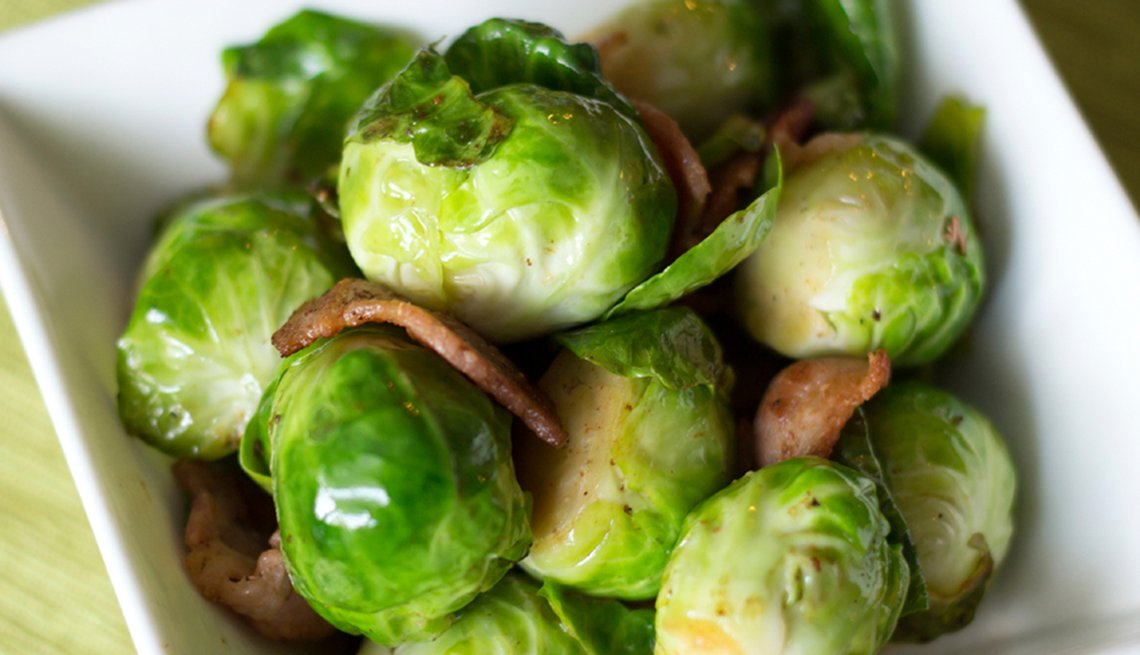 Brussels Sprouts, nutritious, white bowl, Trends in 2015