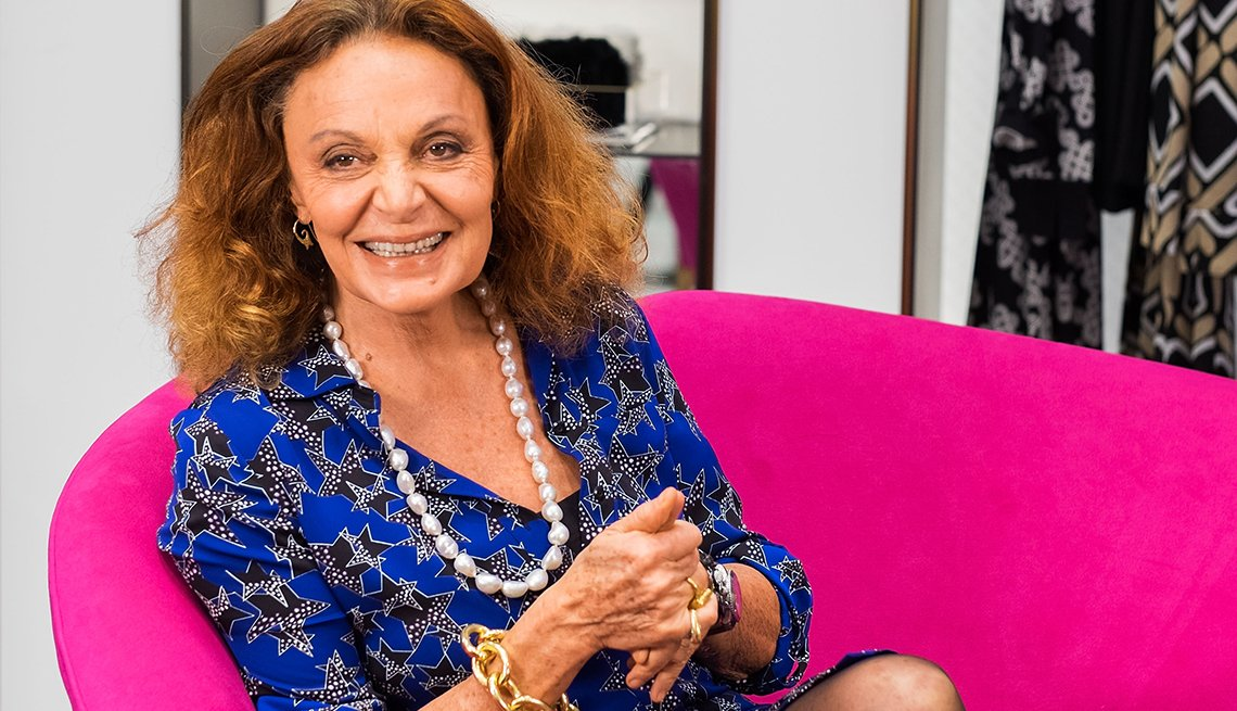 Diane von Furstenberg, Fashion Designer, Trends in 2015