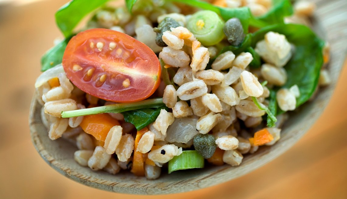 Farro, nutty flavor, ancient grain, Trends in 2015