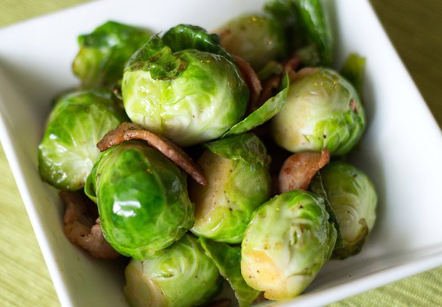 Food: Brush Up On Brussels Sprouts