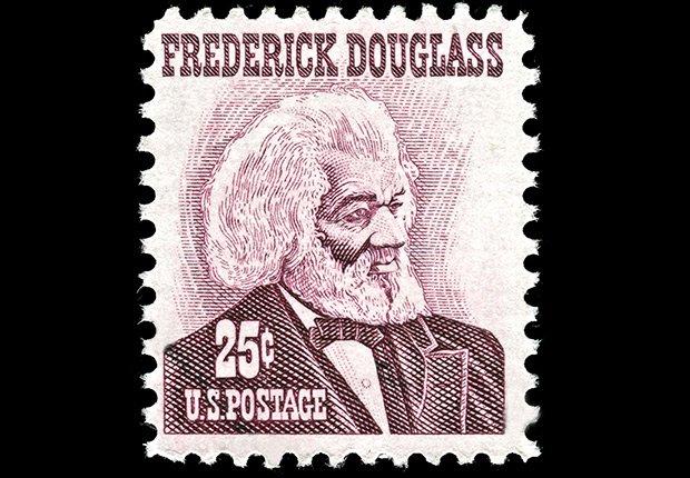 Frederick Douglass stamp