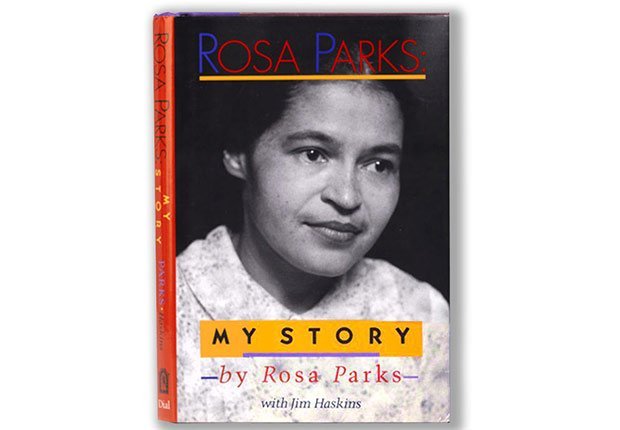 Rosa Parks book: My Story