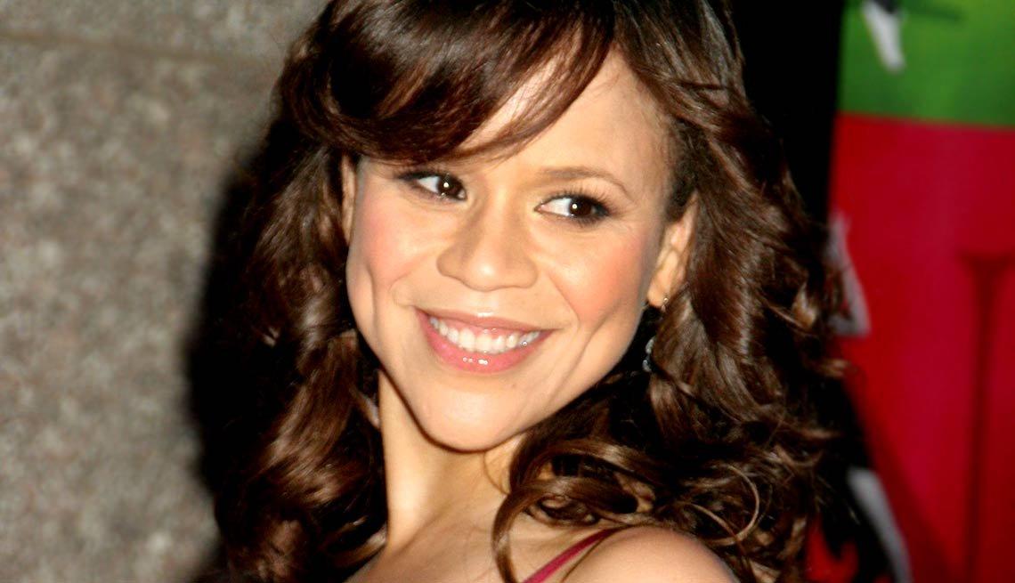 Rosie Pérez - Afrolatinos famosos en Estados Unidos