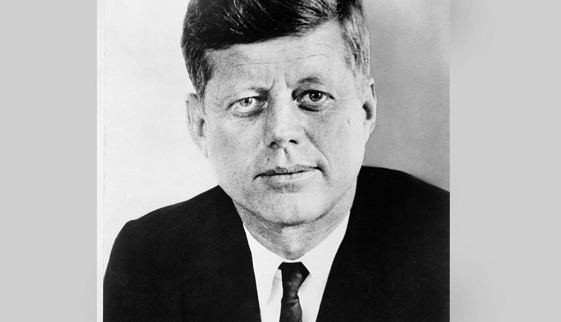See more Kennedy slideshows, read remembrances and share your memories